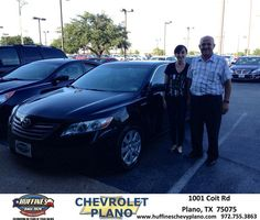 https://flic.kr/p/wxRwyJ | #HappyAnniversary to Tovi Nergis on your 2007 #Toyota #Camry Hybrid from Miguel Lipez at Huffines Chevrolet Plano! | www.huffineschevyplano.com/?utm_source=Flickr&utm_med...