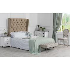 Isabelle мягкое изголовье для кровати - Изголовья для кроватей - Спальня - Мебель по комнатам My Little France