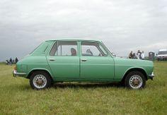 Simca 1100 spéciale verte