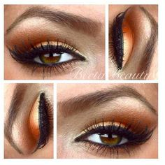 .@chrisspy | This look by @beetabeauty is absolutely gorgeous! Check her out! | Webstagram - the best Instagram viewer