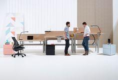 Krossi Workstation | Kada* Commercial Furniture