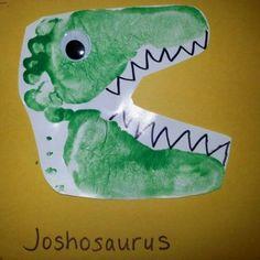Image result for dinosaur craft