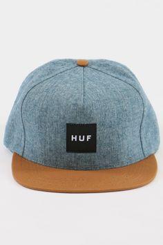 d23460e33ce HUF Upstate Strapback - Caps
