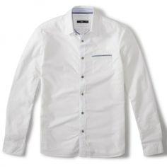 Chemise blanche homme Celio - Le dressing Mode de Captendance