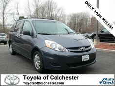 2009 #Toyota #Sienna, 109,555 miles, listed on CarFlippa.com for $11,483 under used cars.