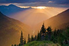 Enlightenment - Glacier National Park, Montana