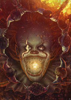 shigeru onda et audrey saint-yves sont des crapauds Clown Horror, Arte Horror, Saint Yves, Horror Icons, Horror Films, Horror Villains, Culture Pop, Geek Culture, Penny Wise Clown