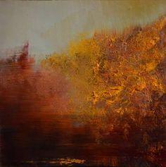 "Saatchi Art Artist Maurice Sapiro; Painting, ""Valley Of Gold"" #art"