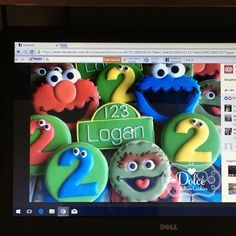 Dolce Sesame Street Cookies, Safe Search, Fictional Characters, Fantasy Characters
