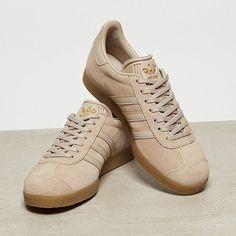 adidas gazelle trainers stone clay gum sole | Adidas gazelle