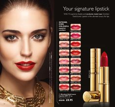 #oriflame  Summer is here so why not treat your lips to some luxurious protection? Choose from any of the 15 nourishing colours from the new Giordani Gold Iconic Lipstick collection and discover your favourite – complete with SPF 15! ☀️. Order line 08033818007