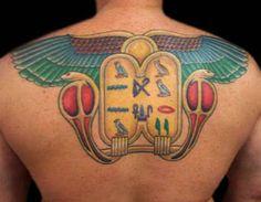 egyptian tattoos   ... image keyword galleries color tattoos custom tattoos misc tattoos