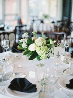 @mikaellabridal   Mikaella Bridal Real Bride Wedding Centerpiece