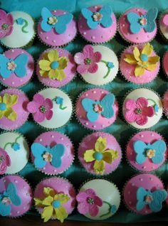 Chiara's cupcakes | Flickr - Photo Sharing!