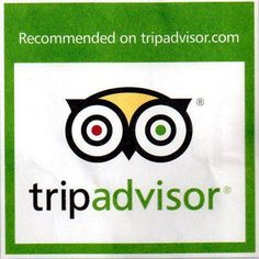 Our recommended sticker   @TripAdvisor