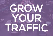 Tips for growing your traffic at LaunchLadies.com!