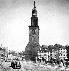 Die Marienkirche in Berlin-Mitte