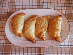 Las Recetas de 'Manans': Empanadillas dulces de queso y membrillo