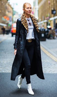 The #1 Trend That Will Be Around for the Next 20 Years | via @WhoWhatWear | Leopard Print