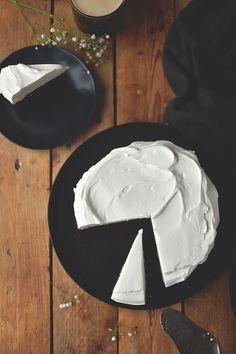 Ein saftiger Schokoladenkuchen mit Guinness gebacken