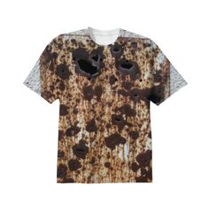 Rust Tee from Print All Over Me