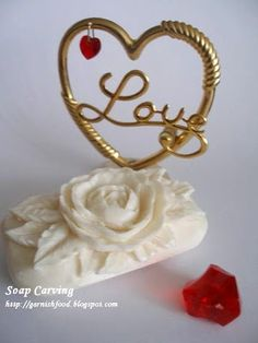 my soap carving lessons