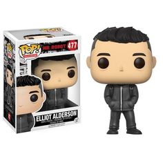 [Preorder] Mr. Robot Pop! Vinyl Figure Elliot Alderson Estimated Release Date: June 2017 *ATTENTION* Pre-Orders do not ship until ALL items in your order are in stock. Please place separate orders by