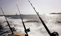 Battuta di pesca o big game