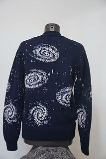 Ravelry: Tanyarzh's Sweater Galaxy Just Go, Ravelry, Christmas Sweaters, Art, Fashion, Art Background, Moda, Fashion Styles, Christmas Jumper Dress
