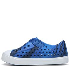 Skechers Kids' Guzman Slip On Water Shoe Toddler Shoes (Blue Camo) - 10.0 M