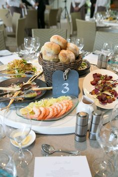 Event Decor, Tuscan, Table Setting, Food, Centerpiece Relish Catering + Event Planning- www.relishcaterers.com