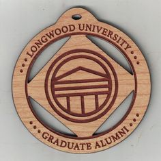 Longwood University, Wooden Ornaments, Fort Collins, How To Make Ornaments