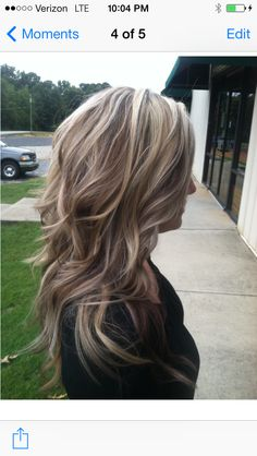 Beautiful Highlights/Lowlights #Priscilla @AmbersSalon #GreenwoodSC