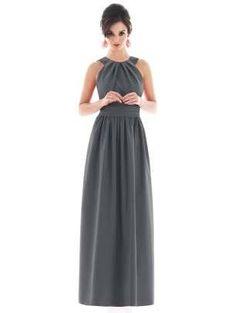 Alfred Sung D495 | Bridesmaid Dress | Authorized Dealer