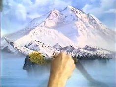 Bob Ross - Mt. McKinley (Season 1 Episode 2) - YouTube