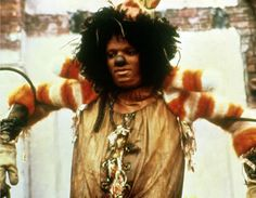 THE WIZ....This is my 1st Memory of Him!1 I was 3 yrs old and All I knew a that I Loved that Scare Crow on that Movie!!!