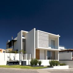 CasaBlanca by Ricardo Agraz, via Behance #architecture