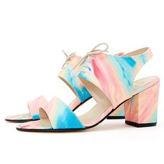 Chaussure talon confortable American Apparel