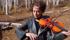 Halo au violon par Lindsey Stirling