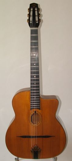 Oh, baby....the Gypsy Jazz guitar. | Guitars and other ...