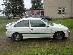1992 FORD ESCORT RS 2000 WHITE - http://www.fordrscarsforsale.com/961