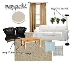 """""""nappali"""" by bihary-zsofia on Polyvore featuring interior, interiors, interior design, home, home decor, interior decorating, Royal Velvet and L.L.Bean"""