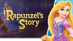 DISNEY PRINCESS - Rapunzel's Story -   SUBSCRIBE: https://www.youtube.com/user/ipadmacpc