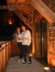 Eleanor and Louis!
