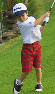 Kid's Golf is so fun!