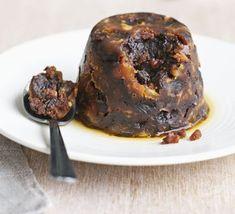 {Christmas Nosh} Gordon Ramsey's Christmas Pudding