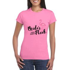 Hen Party Women T-Shirt Personalised Graphic Custom Fancy Dress Bride 32 Top Personalized T Shirts, Custom Shirts, Crazy Dog Lady, Team Bride, Birthday Gifts For Women, Size 14 Dresses, Types Of Sleeves, Fancy Dress, T Shirts For Women