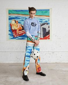 William Franklyn Miller, Hypebeast, Interview, Fall Winter