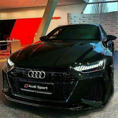 Audi A7 Sportback, All Blacks, Audi Cars, Hot Cars, Exotic Cars, Bugatti, Cars And Motorcycles, Luxury Cars, Dream Cars