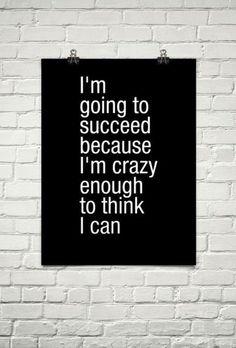 A tua única limitação é o teu próprio pensamento.